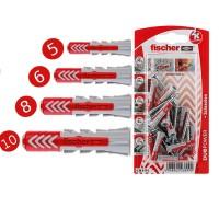 Fischer Dübel + Schrauben Duopower 5 6 8 10mm