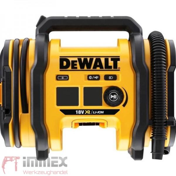 DeWALT Kompressor Luftkompressor 18V Li-Ion / 230V ölfrei KFZ DCC018N