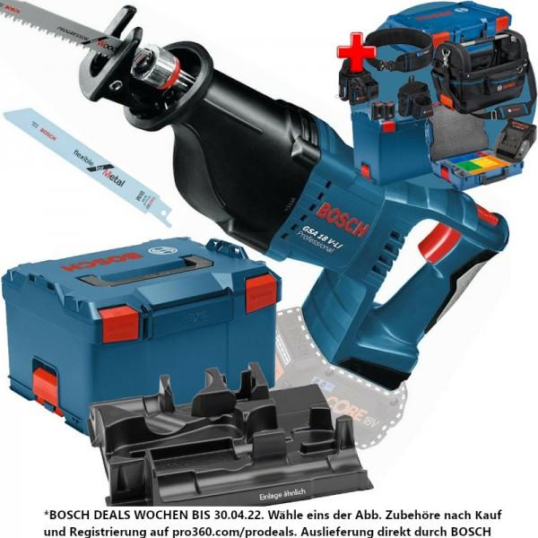 Bosch Akku-Säbelsäge 18V GSA 18 V-LI