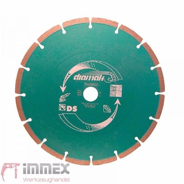 Makita DIAMAK D-61145 Nachfolg. von P-44155 Winkelschleifer Diamantscheibe 230mm