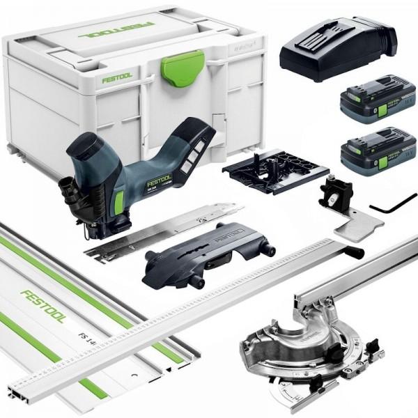 Festool Akku-Dämmstoffsäge ISC 240 HPC 4,0 EBI-Plus-XL-FS