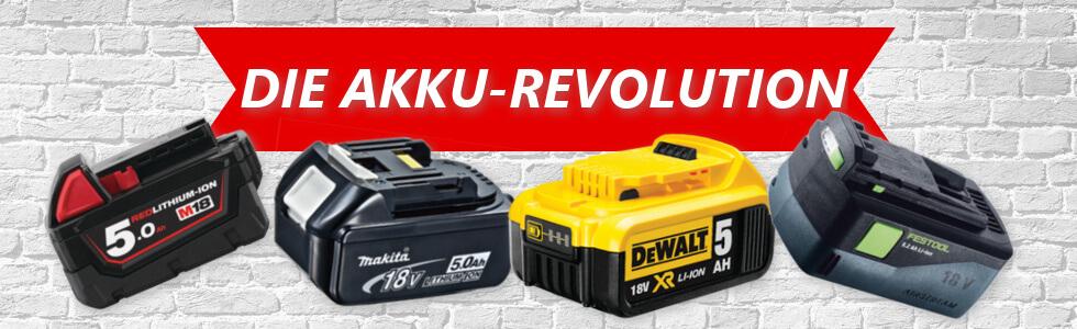 Akku-Werkzeuge