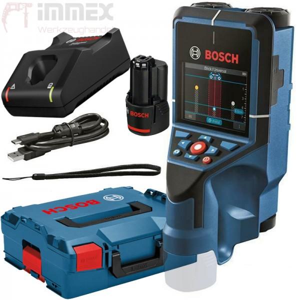 Bosch Wallscanner 12V D-TECT 200C Ortungsgerät
