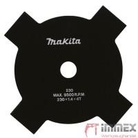 Makita Schlagmesser Messer Sense Trimmer B-14118 230X25.4mm MS27U EM2600 uvm.
