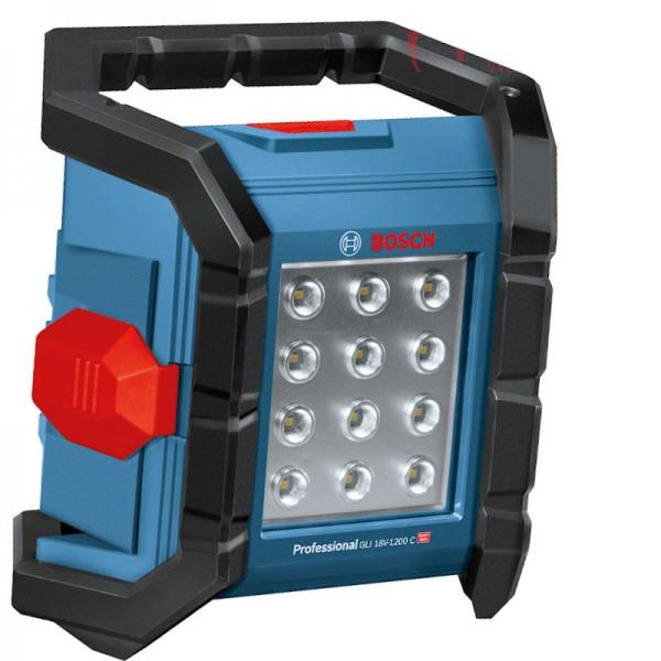 Bosch Akku-Lampe 18V GLI 18V-1200 C