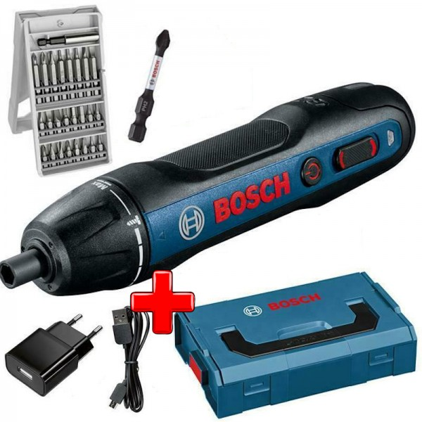 Bosch Akku-Schrauber 3,6V GO Set