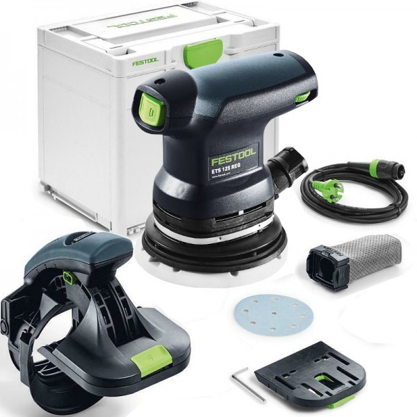 Festool Kantenschleifer ES-ETS 125 REQ-Plus