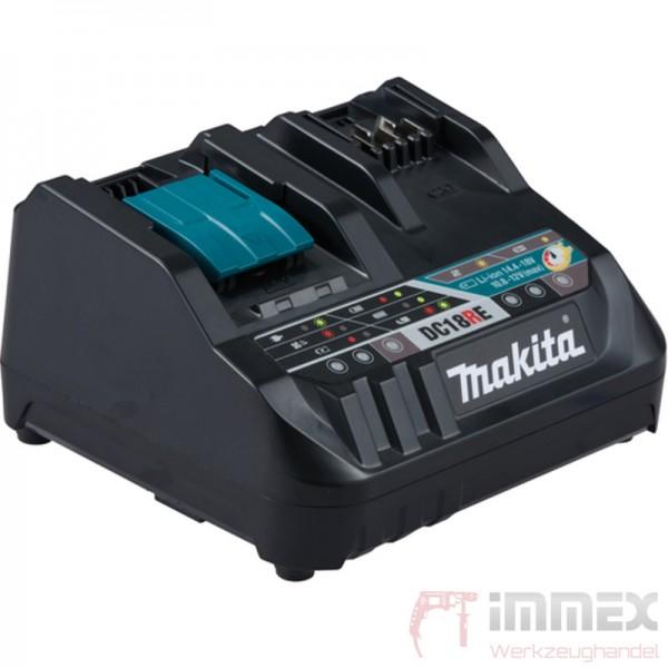 Makita Akku-Ladegerät 10,8V 12V 14,4V &18V DC18RE