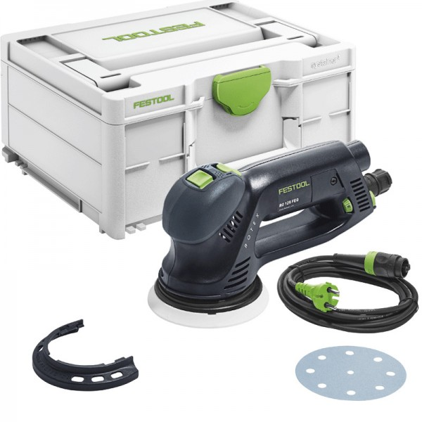 Festool Getriebe-Exzenterschleifer ROTEX RO 125 FEQ-Plus