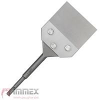 Milwaukee SDS-Plus Spachtelmeissel Meißel 250x100mm