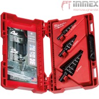 Milwaukee Stufenbohrer Set 3x 4-12mm, 4-20mm, 6-35mm