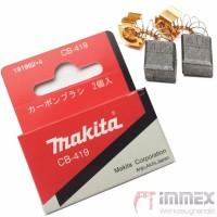 Makita Kohlebürsten CB-419 191962-4