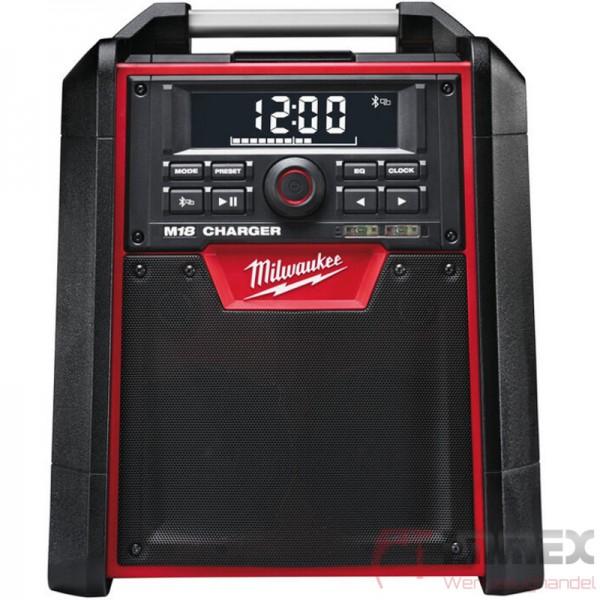 Milwaukee Akku-Baustellenradio M18 RC-0