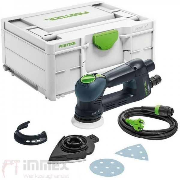 Festool Getriebe-Exzenterschleifer RO90 DX FEQ-Plus