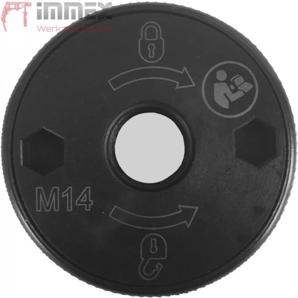 DeWALT Schnellspannmutter M14 DT3559