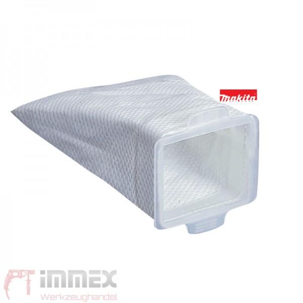 Makita Vlies-Beutel Filterbeutel für Akku-Staubsauger DCL182Z DCL182 DCL140Z