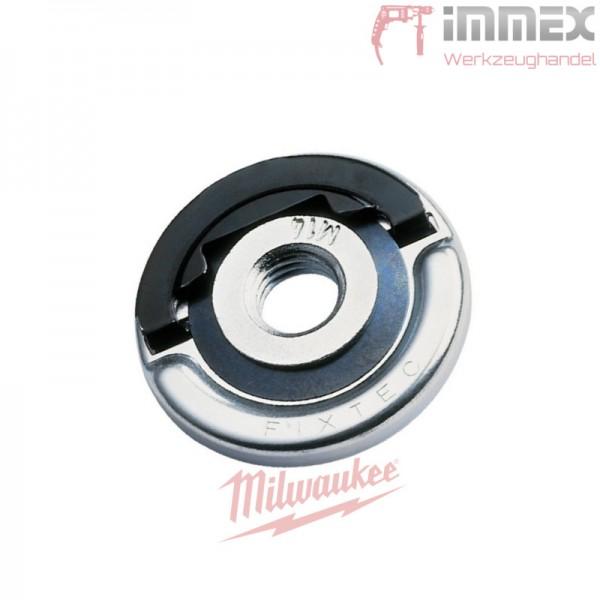 Milwaukee Schnellspannmutter M14 Fixtec