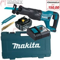Makita Akku-Reciprosäge 18V DJR187RT