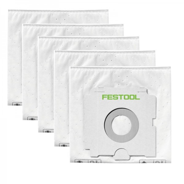 Festool SELFCLEAN Filtersack Filterbeutel Staubbeutel SC FIS-CT SYS/5 500438