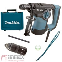 Makita Kombihammer SDS-Plus HR2811FT