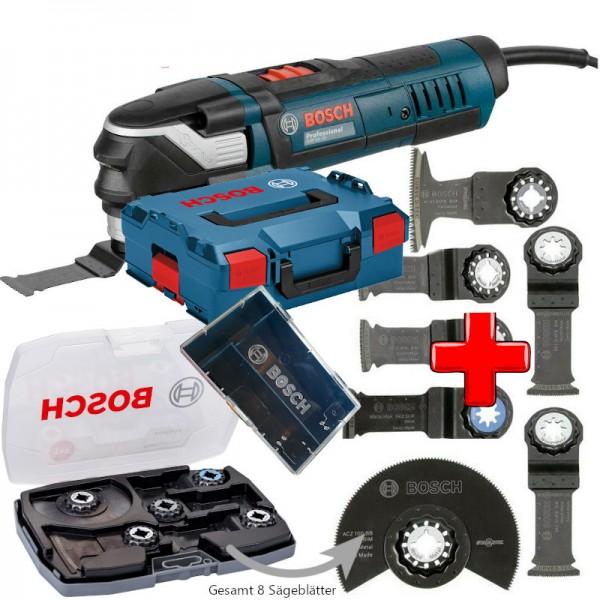Bosch Multifunktionswerkzeug GOP 40-30 + Zubehör