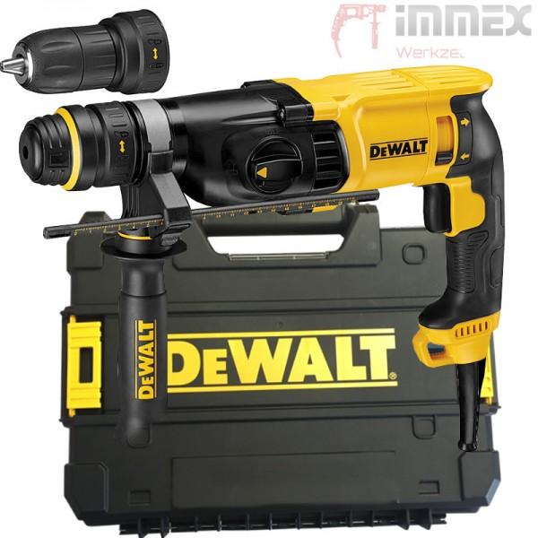 DeWALT Bohrhammer SDS-Plus D25134K