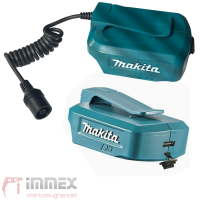 Makita PE00000066 PE00000028 USB Akku-Adapter 14.4V 18.0V f Thermojacke CJ100DZ