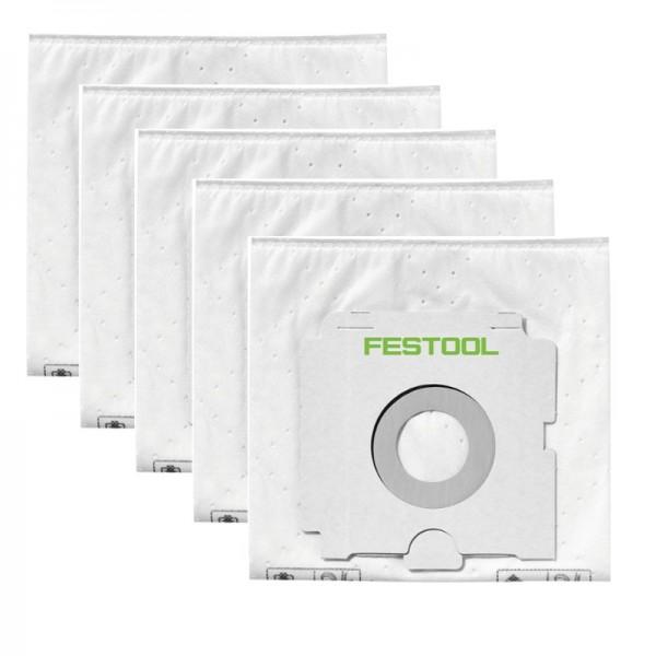Festool SELFCLEAN Filtersack SC FIS-CT 26/5 CT26 Filterbeutel Beutel 496187 5x