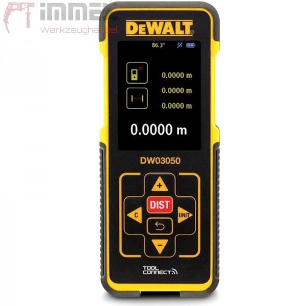 DeWALT Laser Entfernungsmesse 50m DW03050-XJ